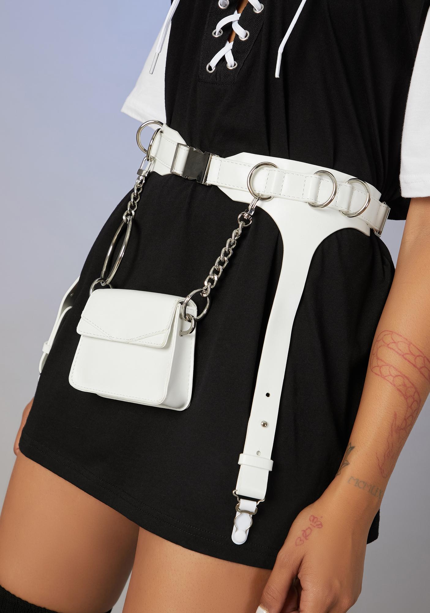 Poster Grl Always Bossy Garter Belt Bag