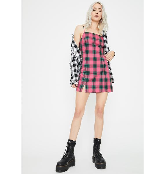 Twiin Doubtful Mini Dress