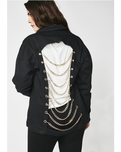 Tough Break The Chains Jacket