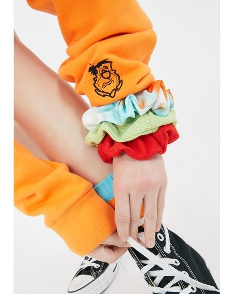 Chill Life Scrunchie Set