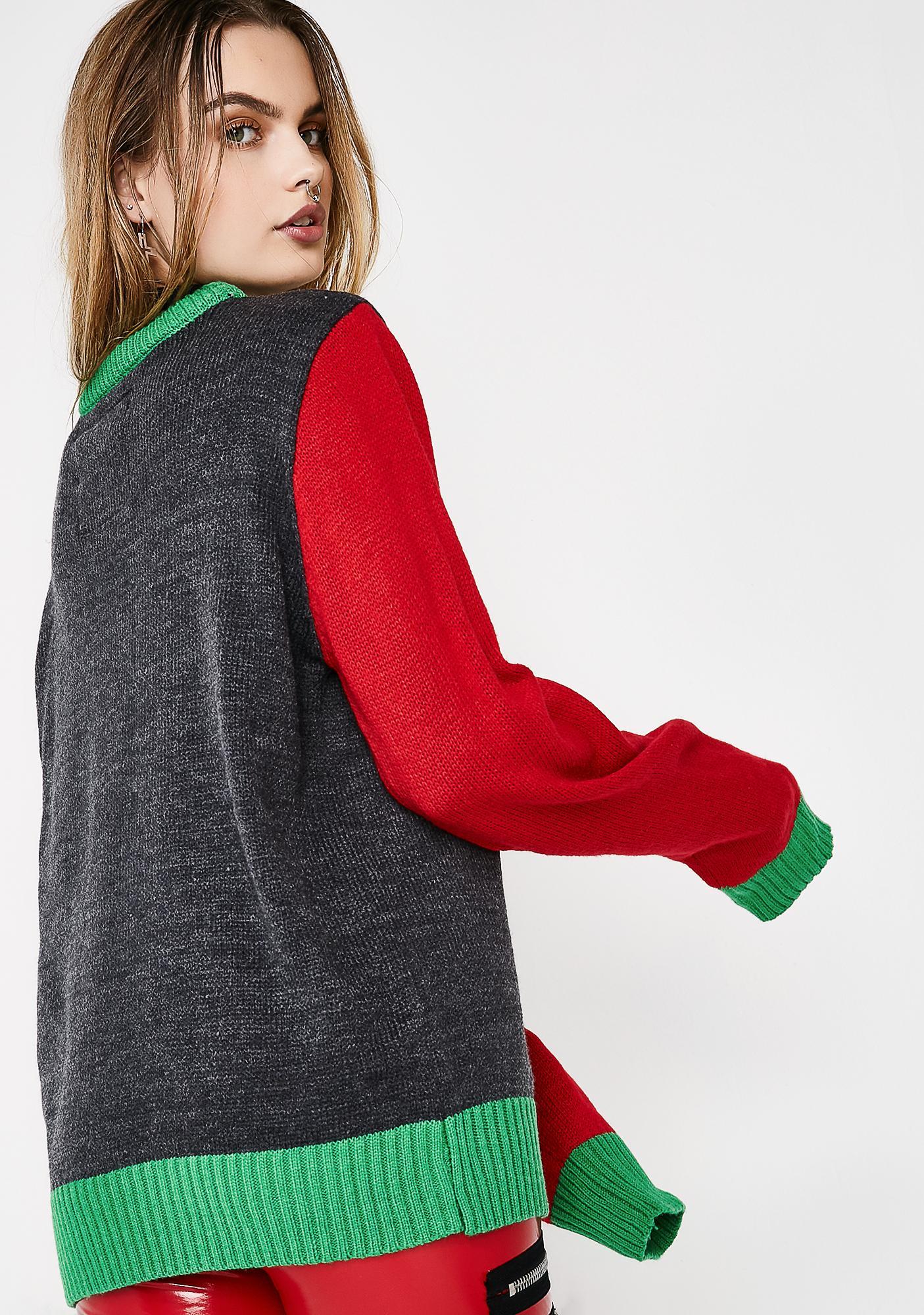 Ur Lil Helper Sweater