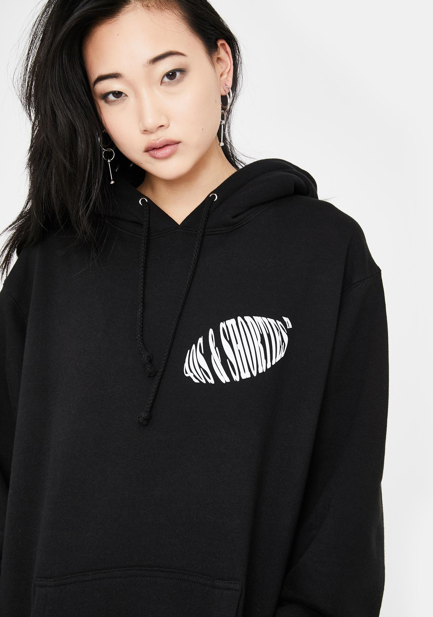 40s & Shorties Working Title Graphic Hoodie