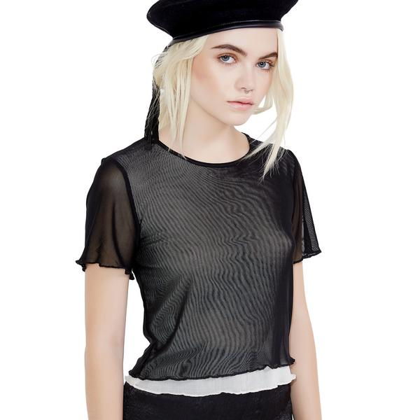 Layer Player Mesh Tee