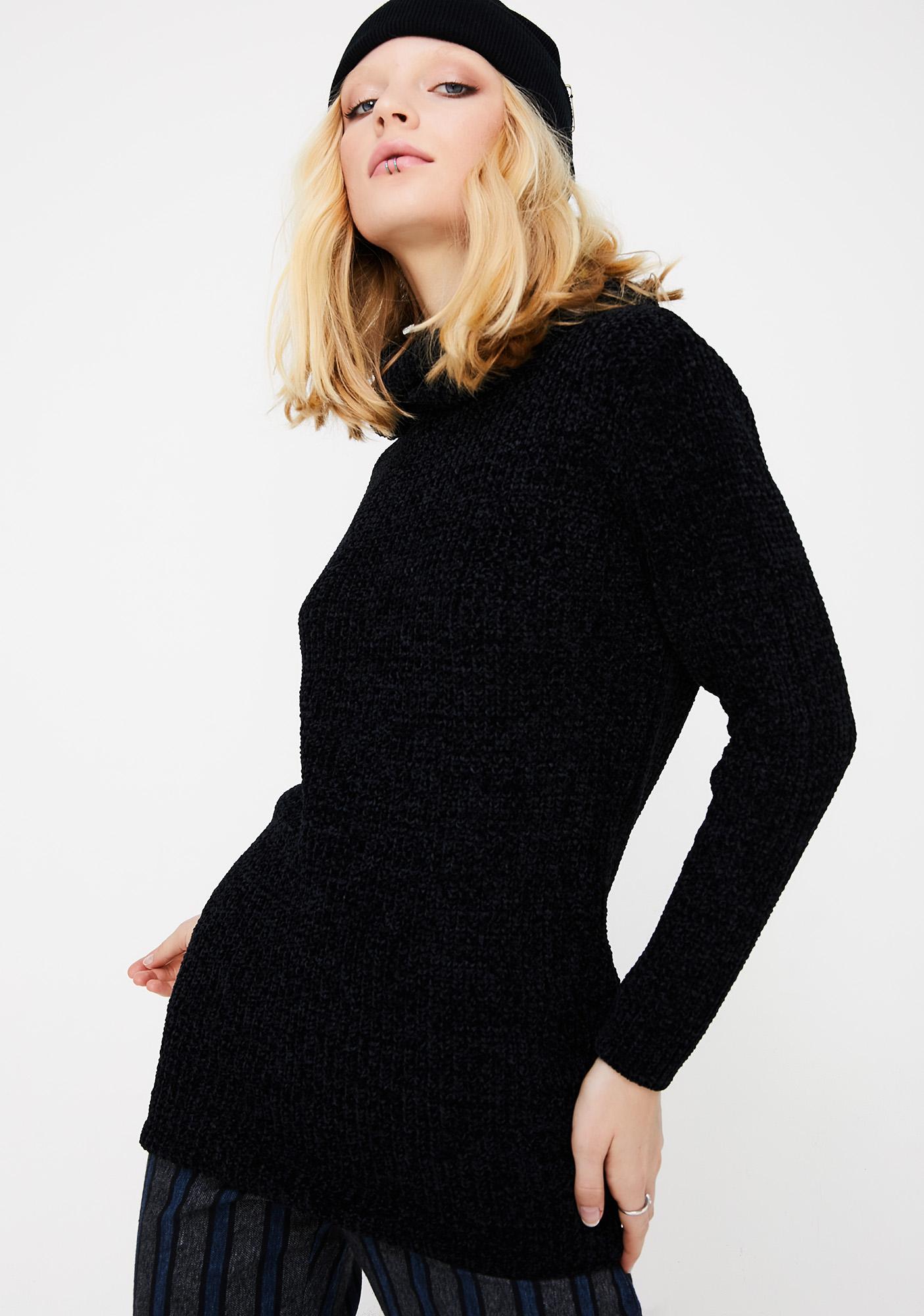 Forward Thinkin' Knit Sweater