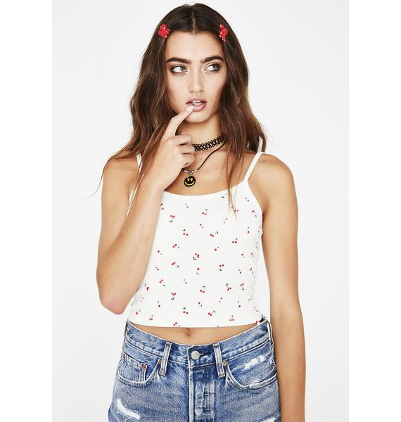 Cherry Picka Cami Top