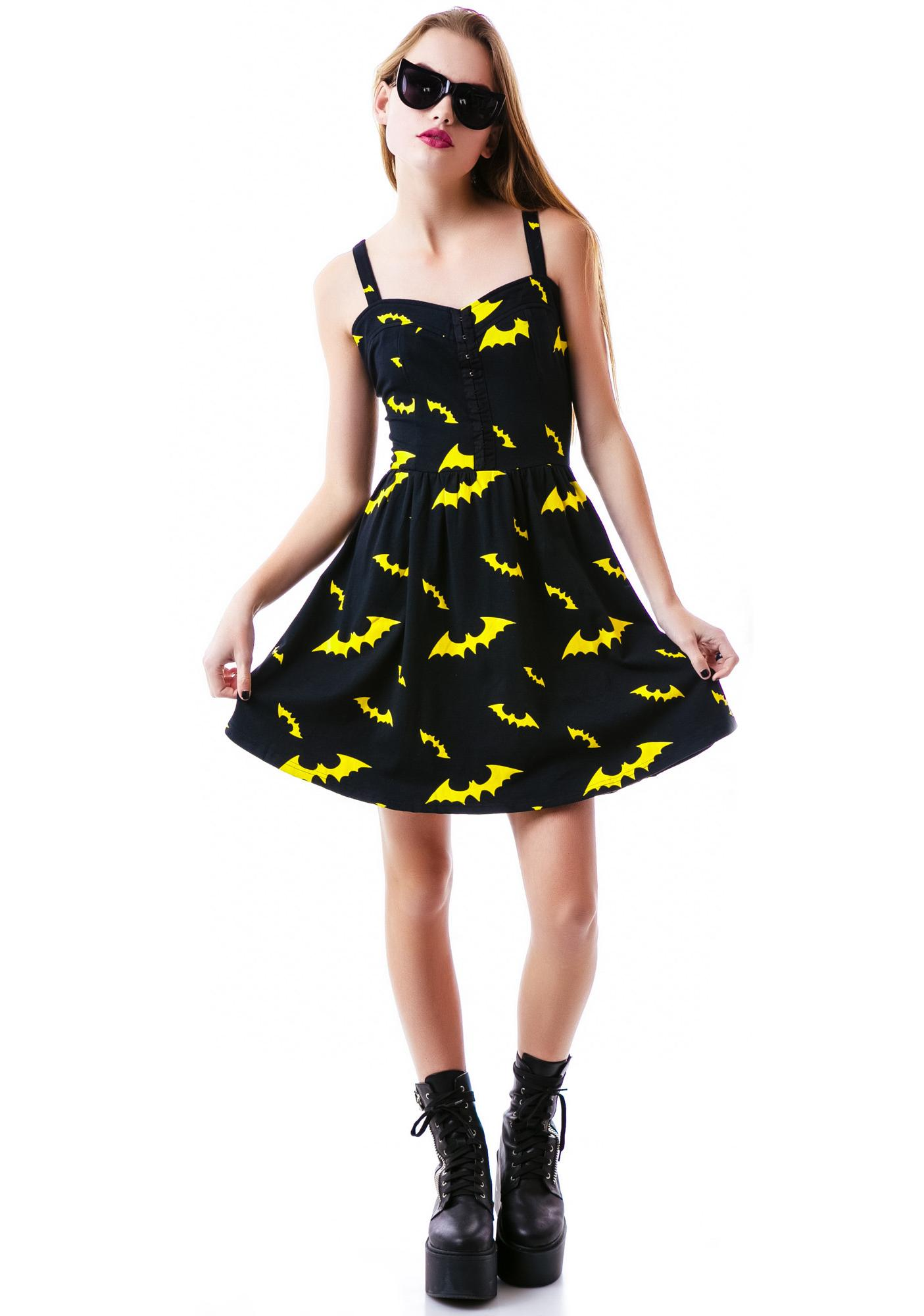 Bat Crazy Dress