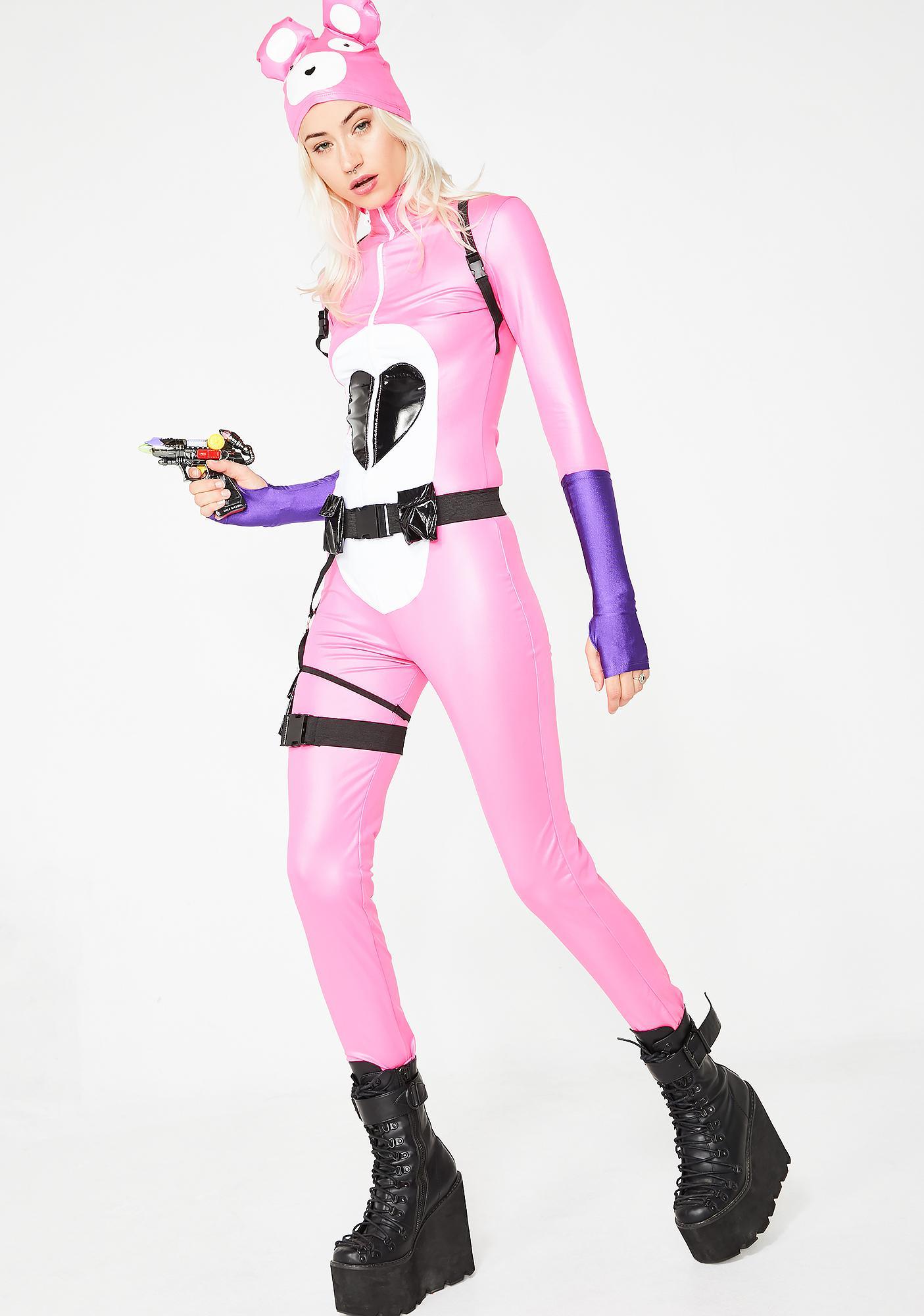Cuddly Gamer Costume Set