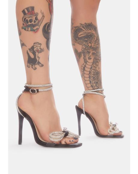Black Sugar High Stiletto Heels