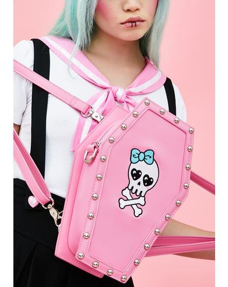 Cute But Deadly Mini Backpack