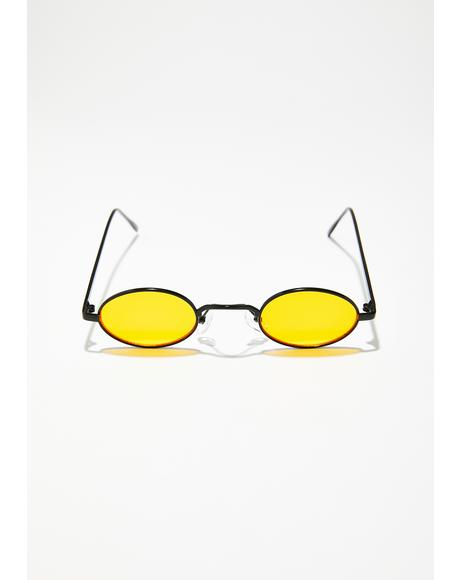 Mellow Matrixxx Tiny Sunglasses
