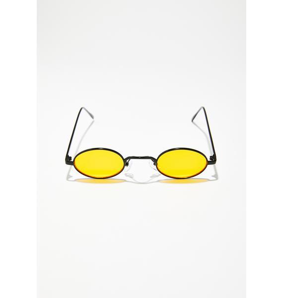 Mellow Matrixxx Tiny Sunglasses