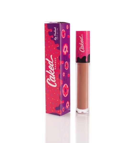 Caked Makeup Creme De La Creme Lip Fondant