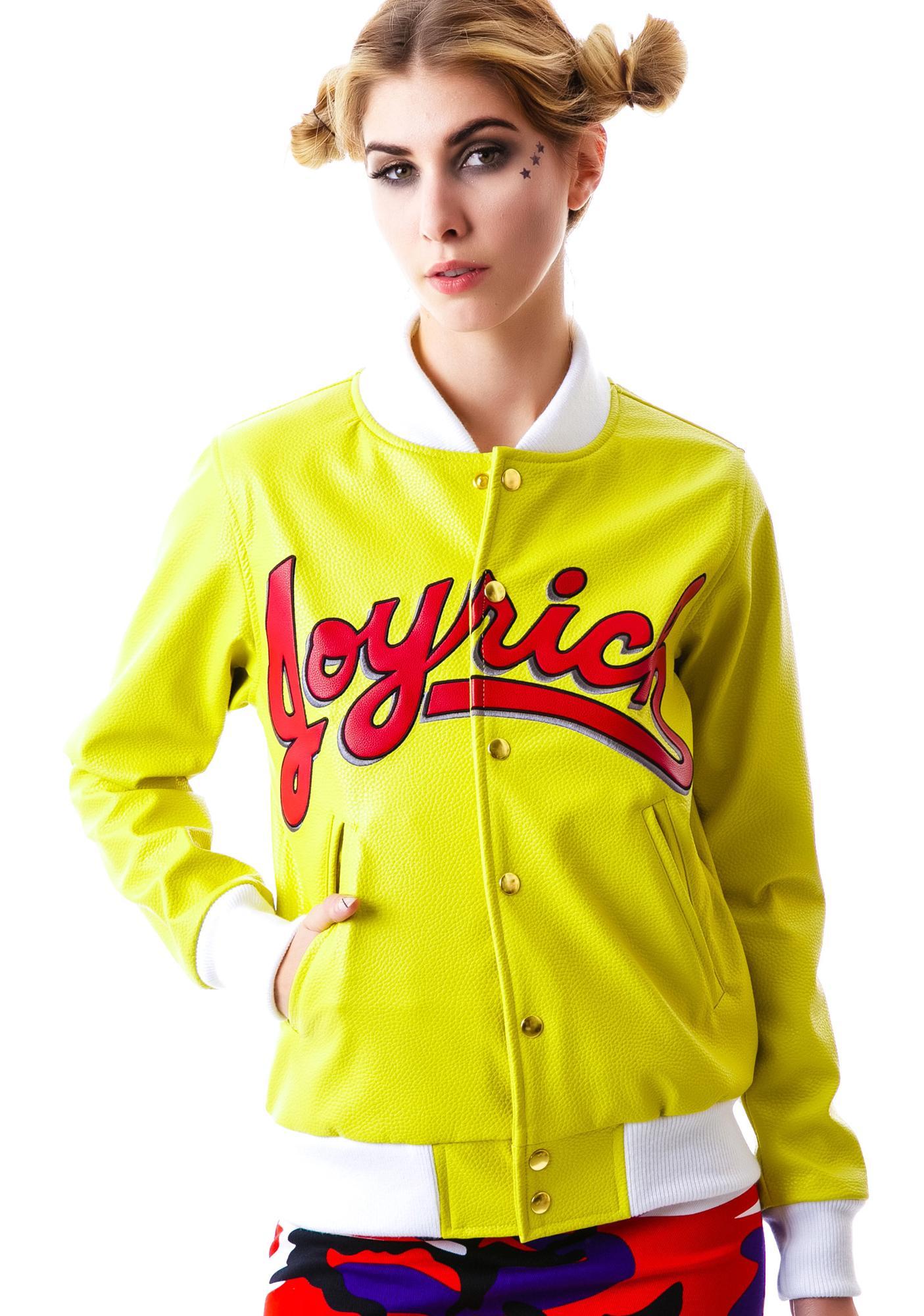 Joyrich Cadillac Bear Jacket