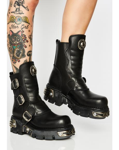 Reactor Boots