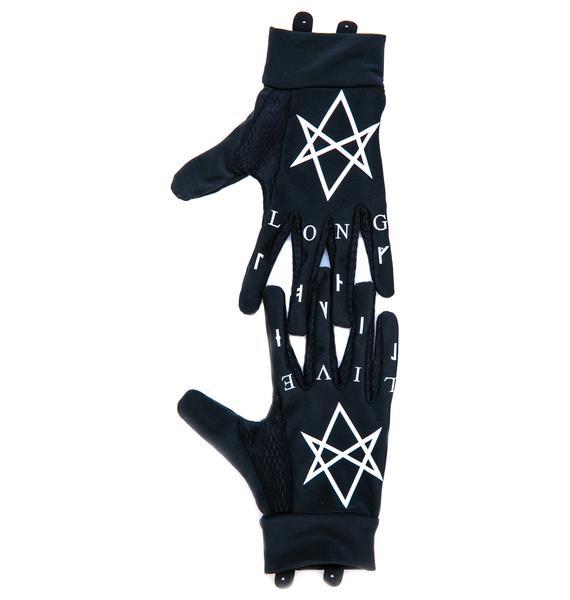Long Clothing Live Long Gloves