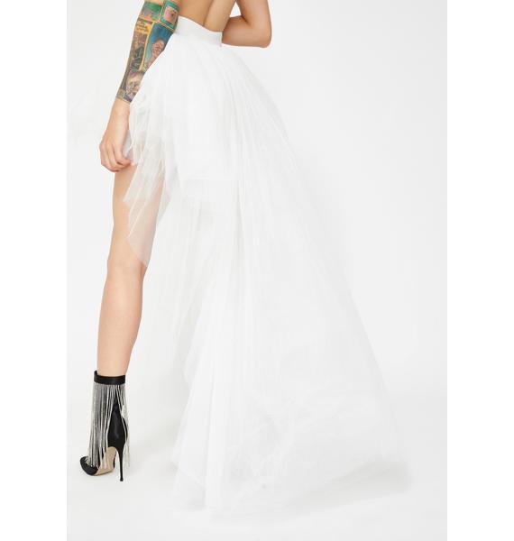 Kiki Riki Pure Titiania Trance Tulle Skirt