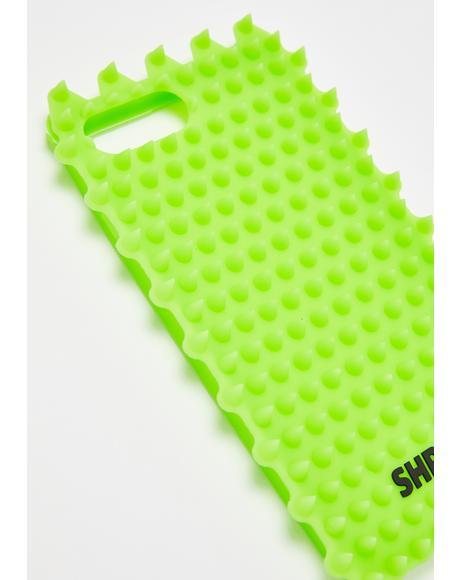 Neon Green Phone Case