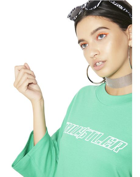 Dollar T-Shirt Dress