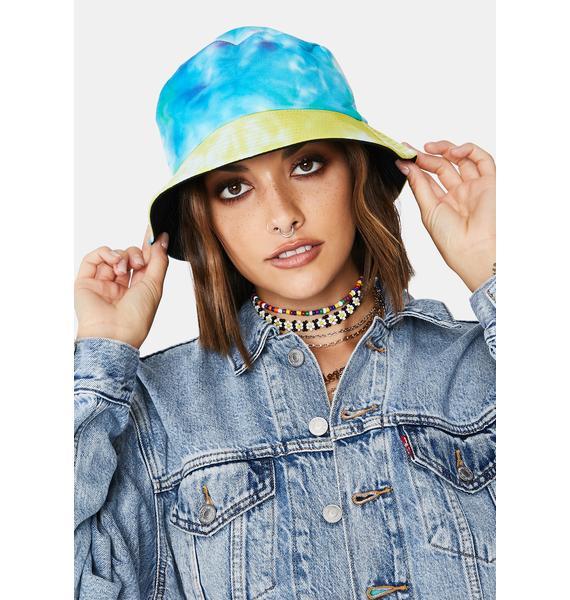 Kaleidoscope Pop Bucket Hat