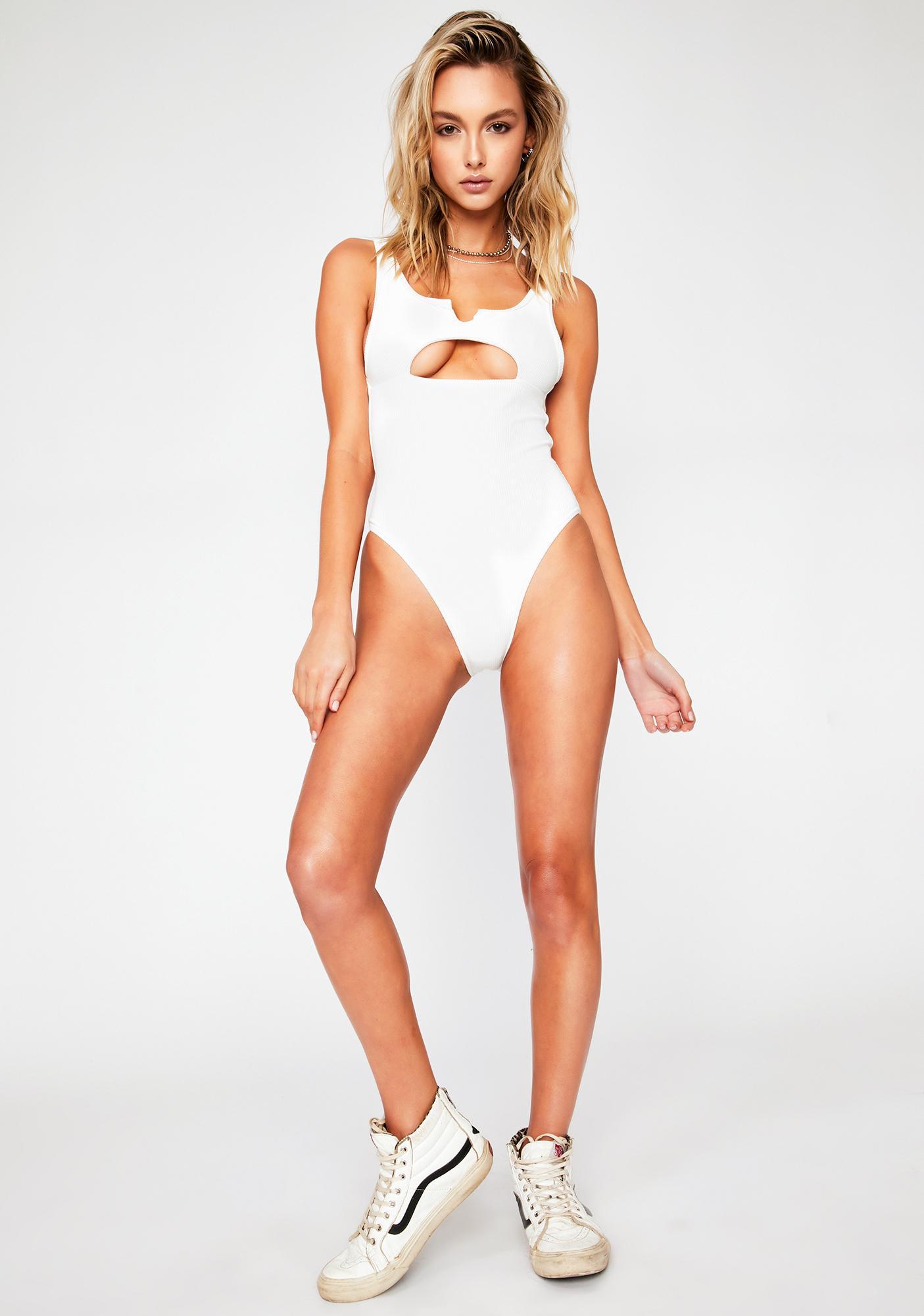 Frankies Bikinis Cody One Piece Swimsuit