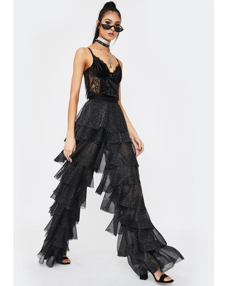 Disco Witch Tulle Pants
