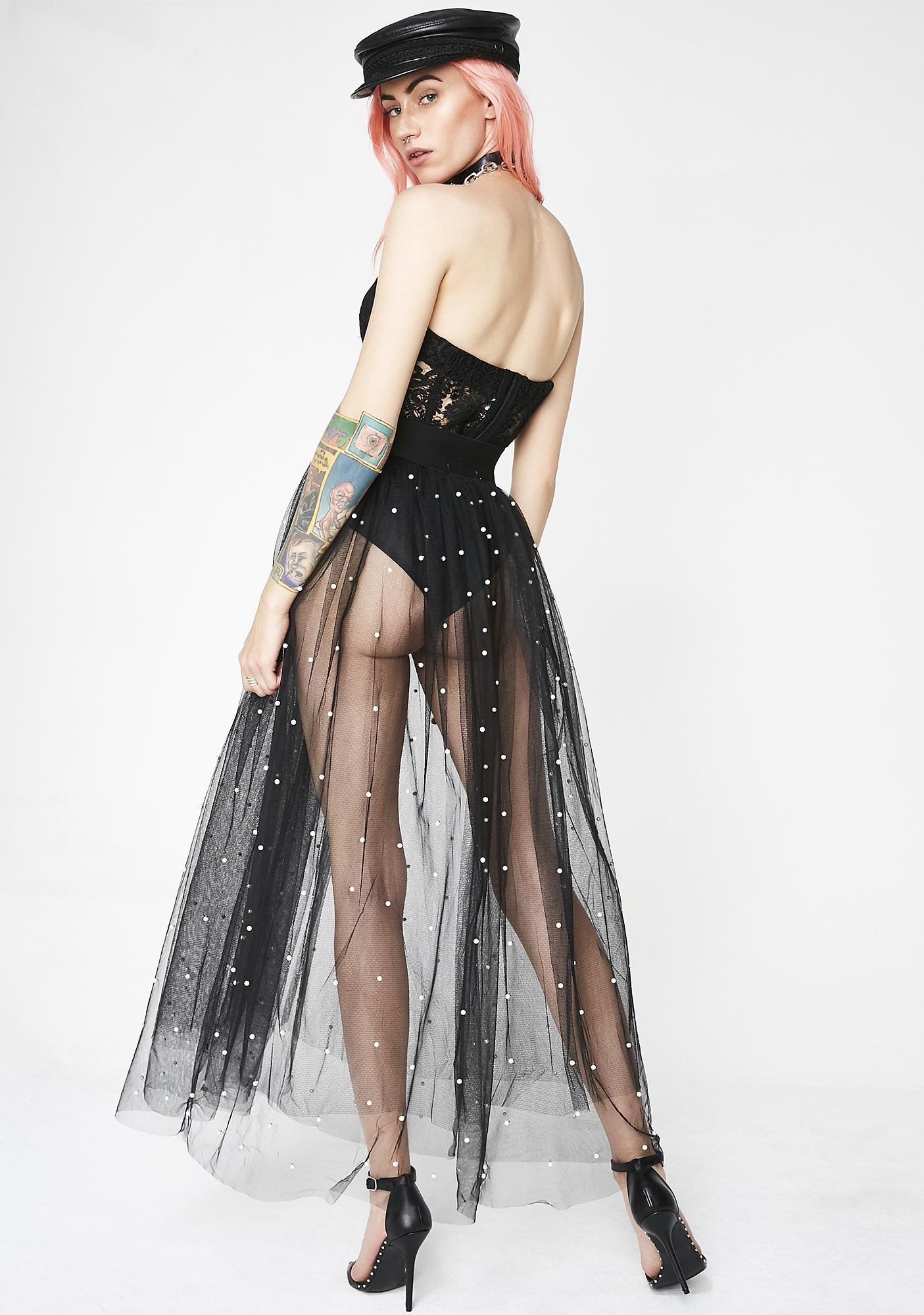 Fake Fairytales Tulle Skirt