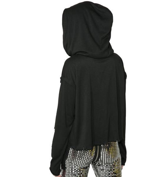 Onyx Ripped 2 Shredz Sweatshirt