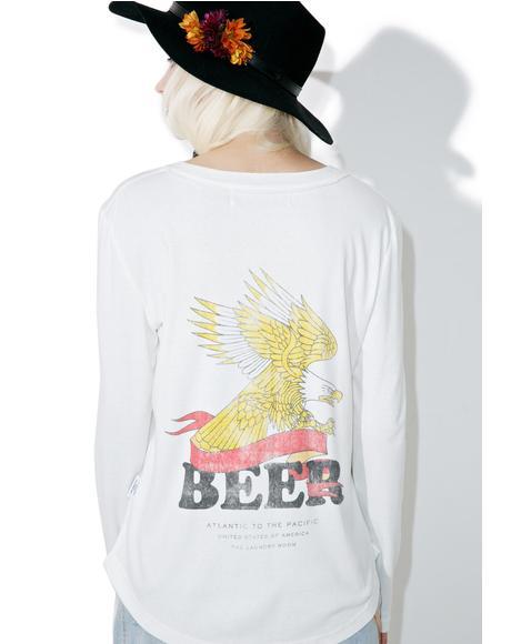 Beer Banner Shirt