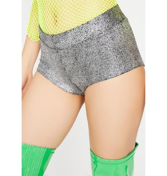 Let's Dance Booty Shorts