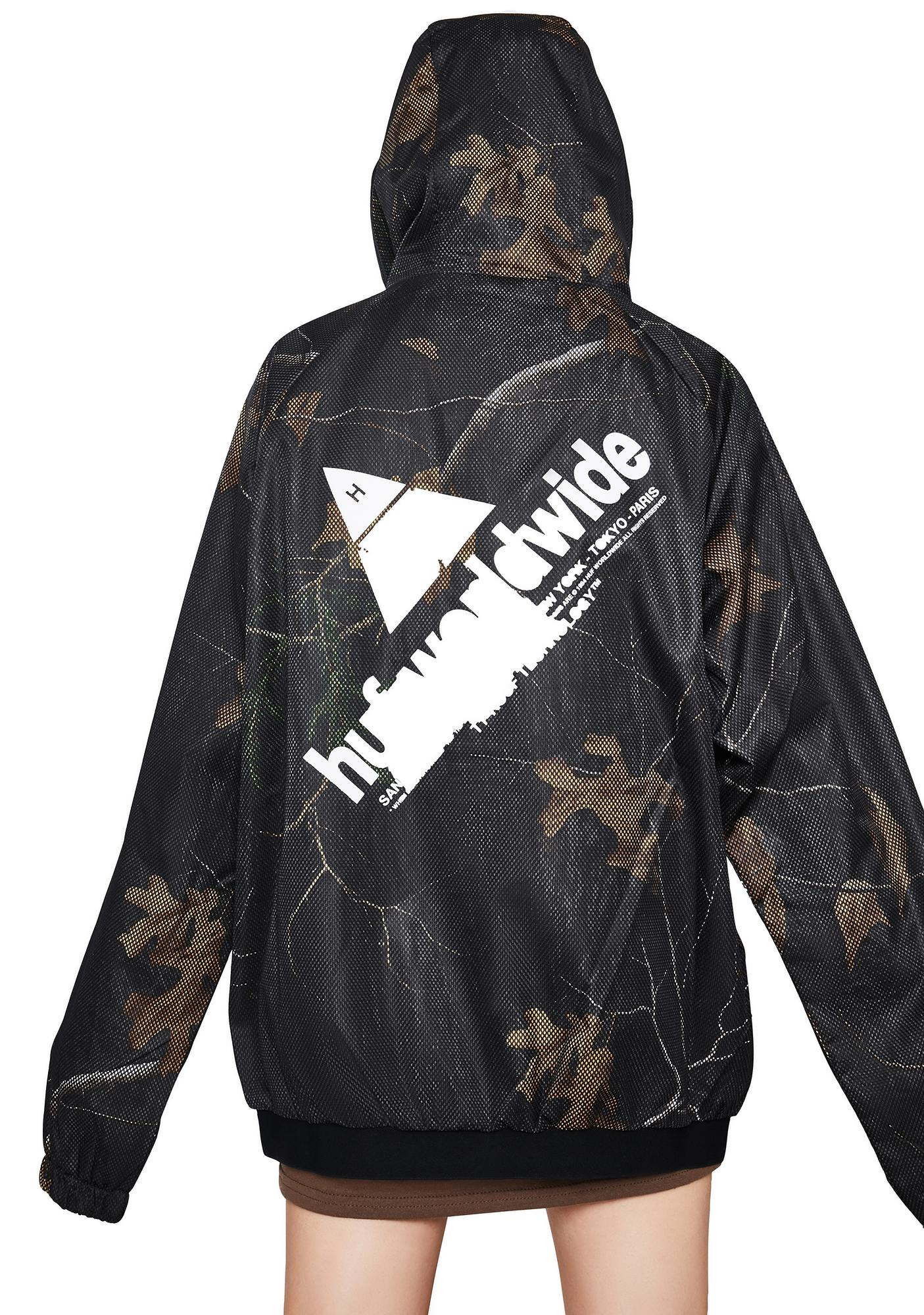 HUF Network Lightweight Jacket
