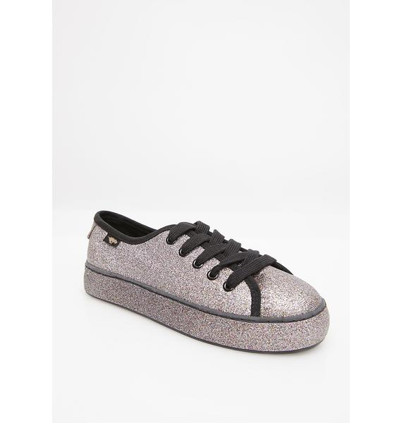 Rocket Dog Mistie Magic Glitter Sneakers