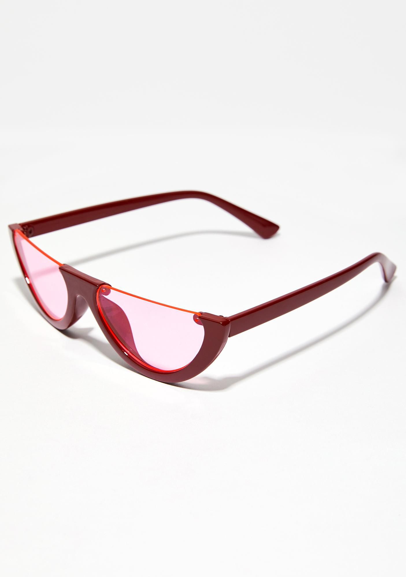 Love Fazed Out Sunglasses