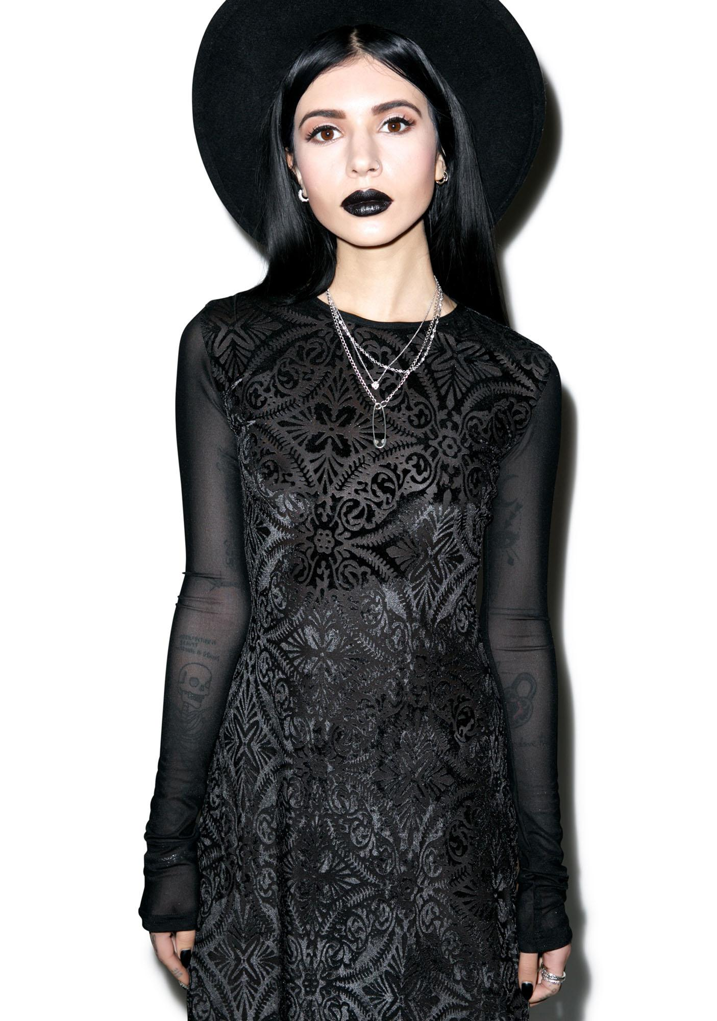 Black Wednesday The Cursed Dress