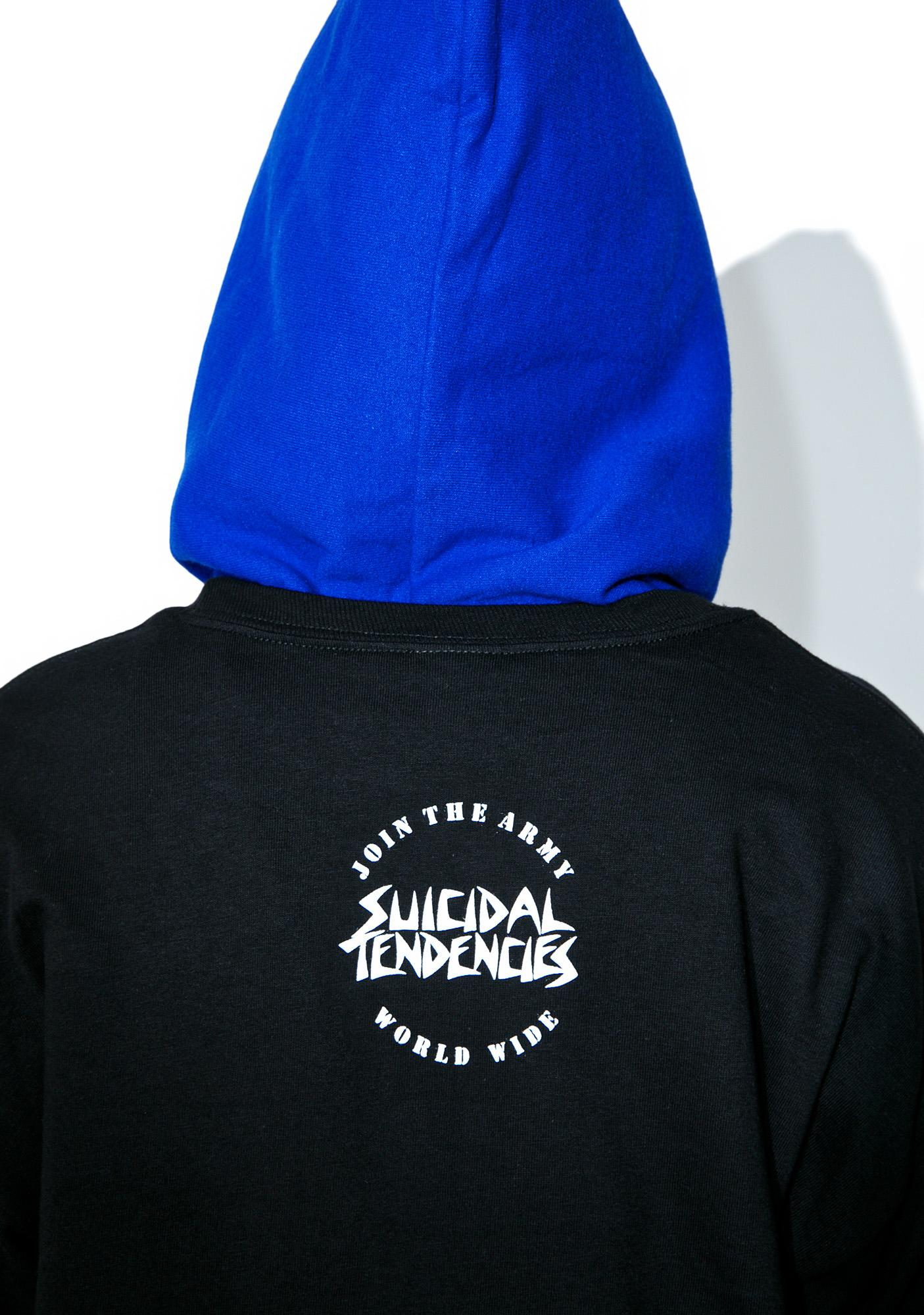 Suicidal Tendencies Feel Like Shit Tour Tee