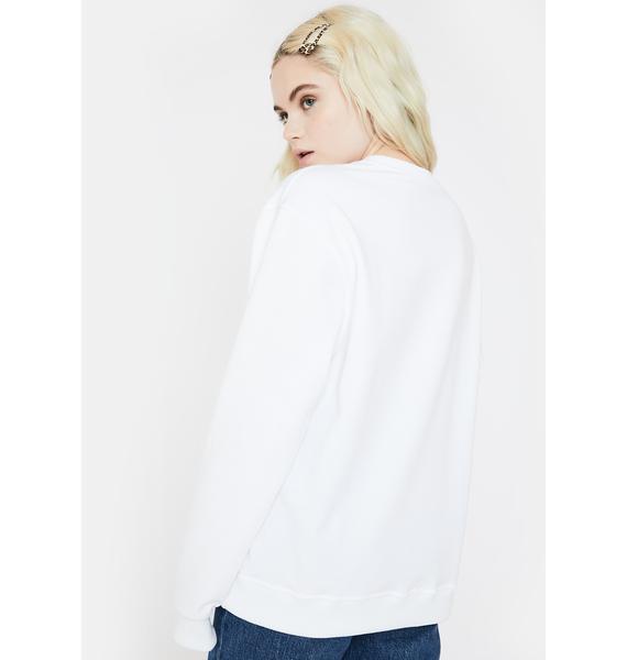 Minga Sweet Angel Graphic Sweatshirt