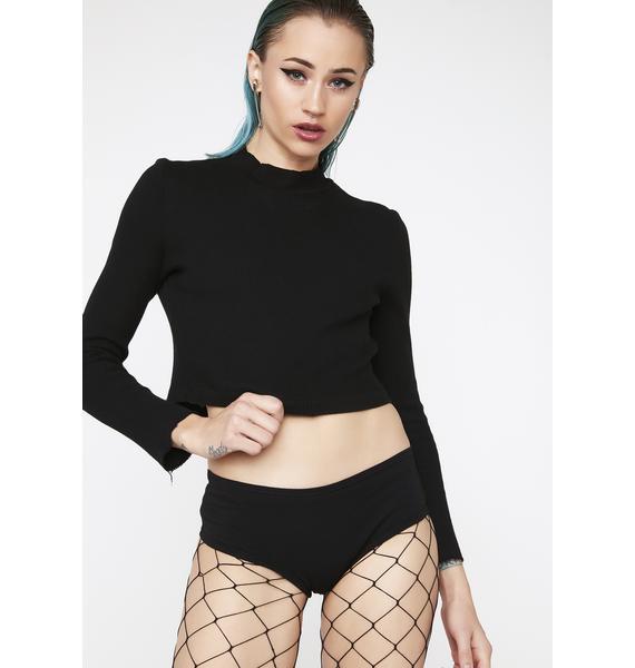 Cartel Ink Spank Me Booty Shorts