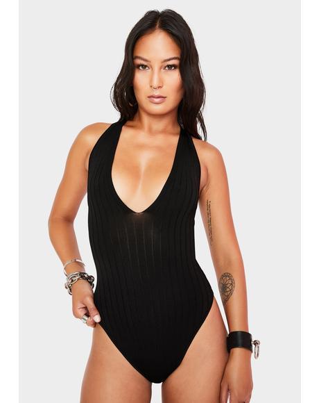 Hot In Halters Bodysuit