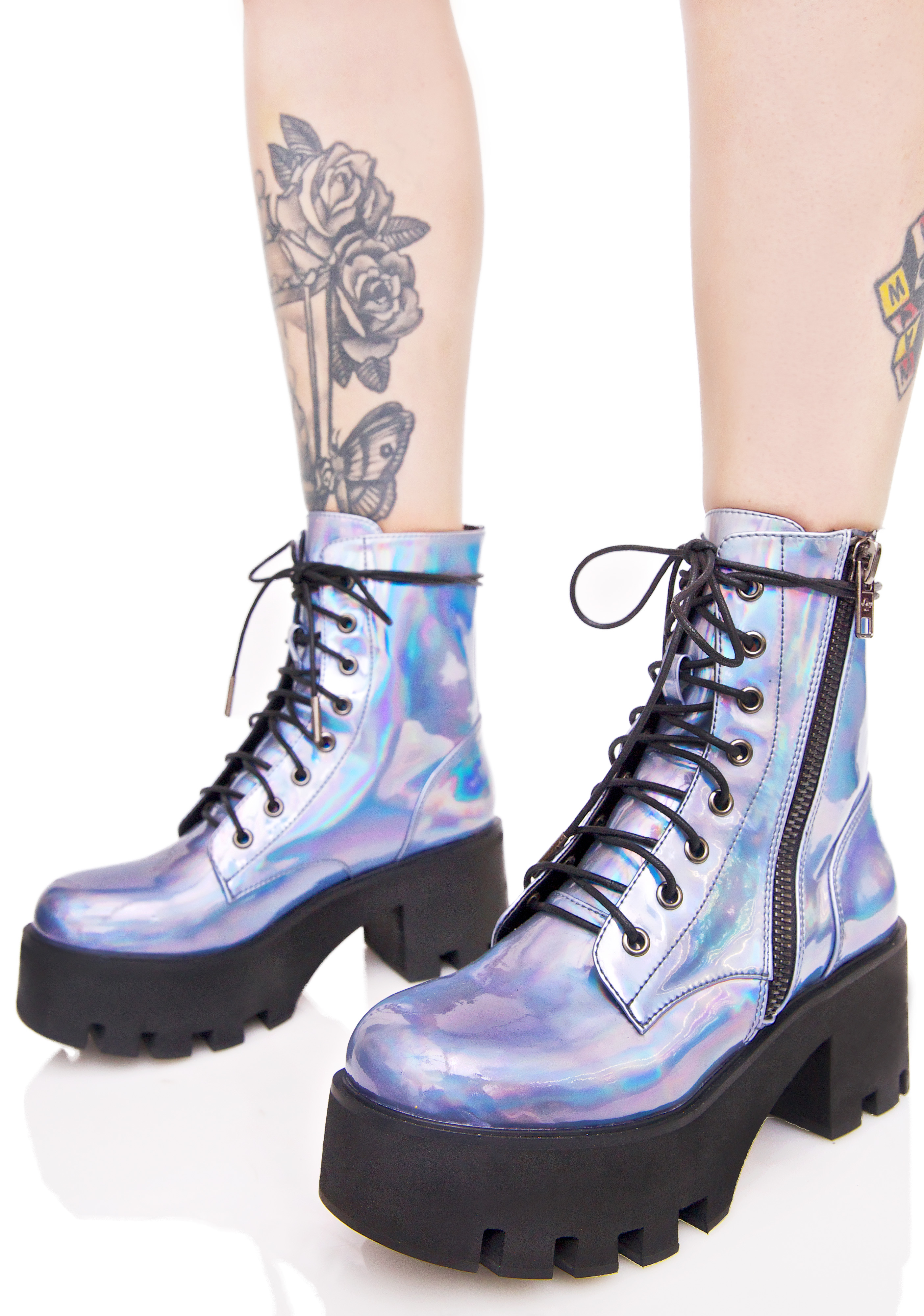 Current Mood Opalescent Odyssey Boots