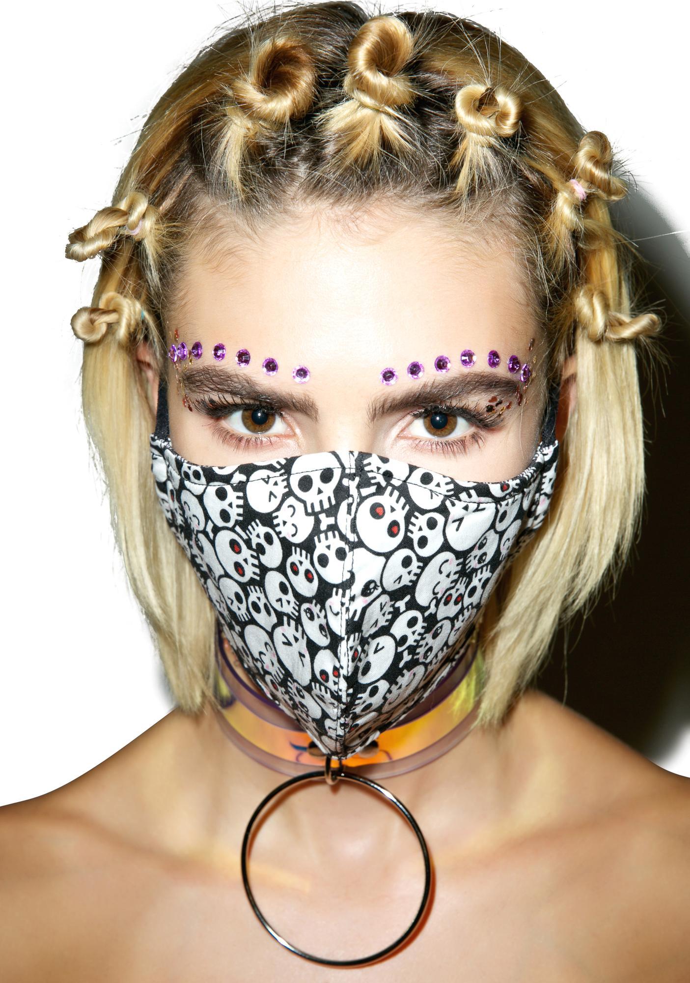 Skull Kandy Face Mask