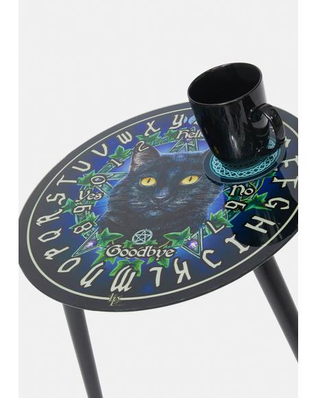 Purrfect Destiny Spirit Board Table