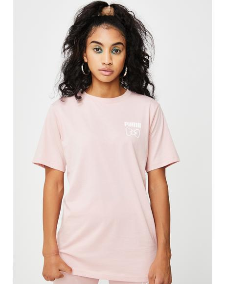 X Hello Kitty Graphic Tee