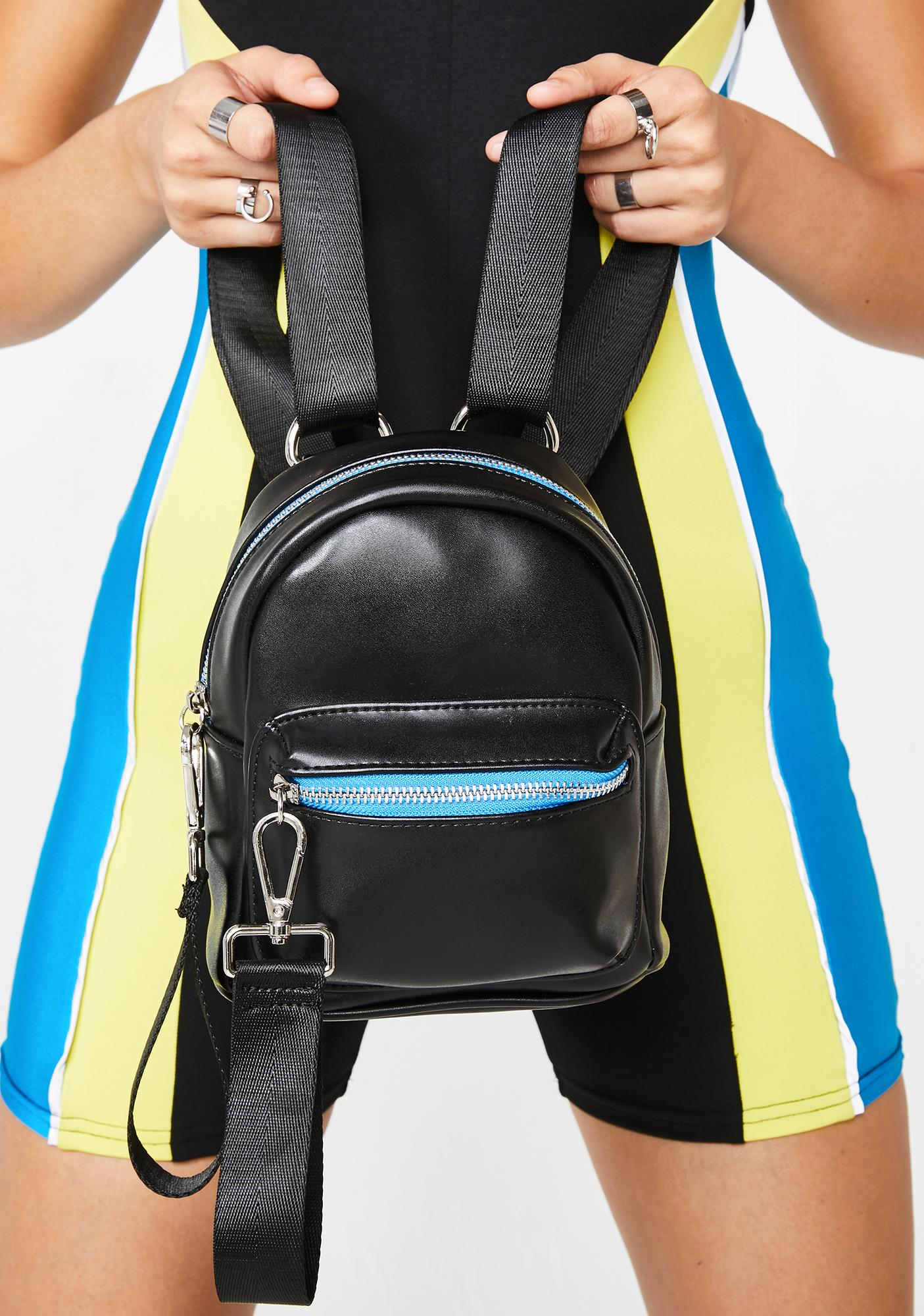 Poster Grl Freestyle Mini Backpack