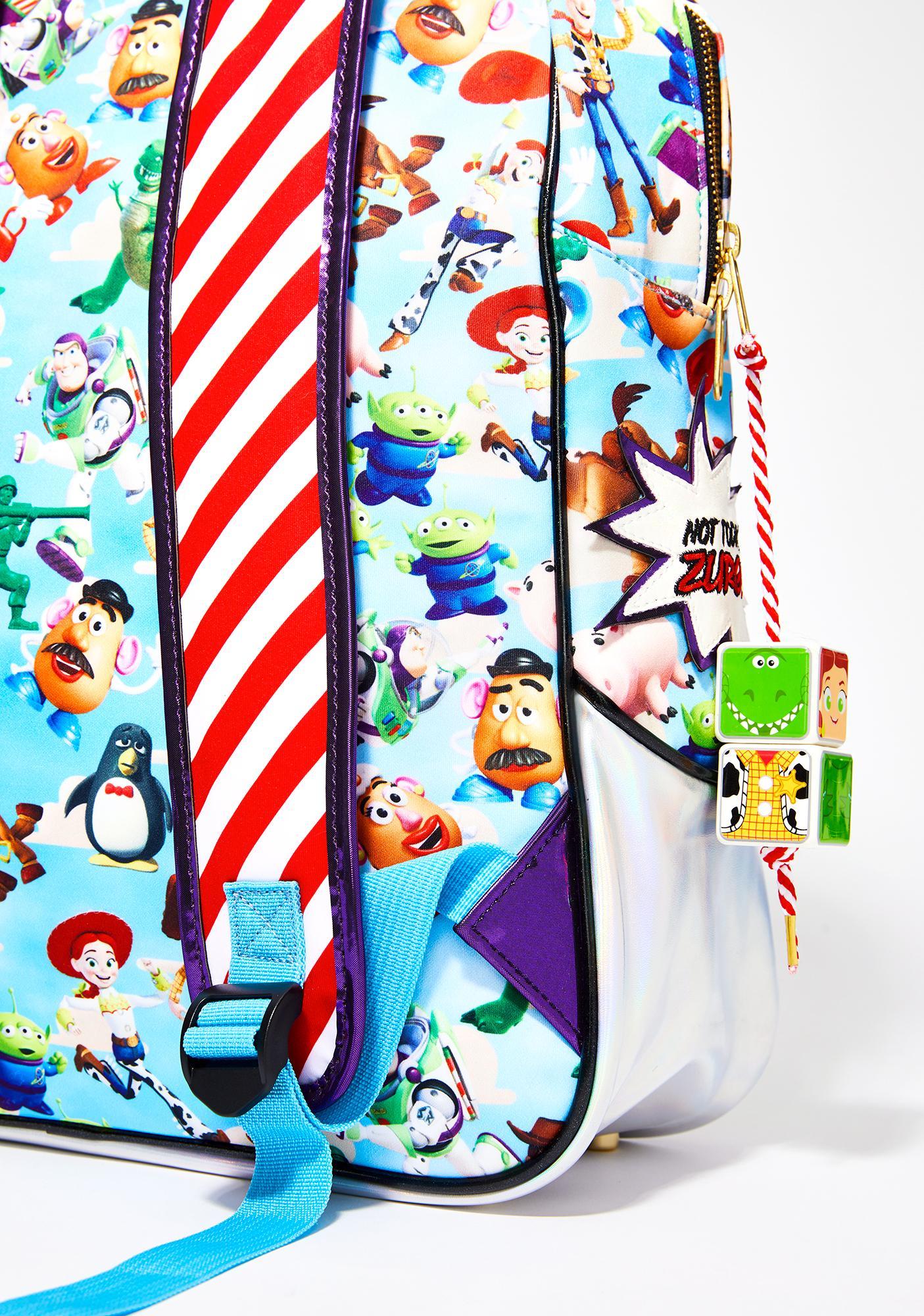 Irregular Choice x Toy Story Space Ranger Bag