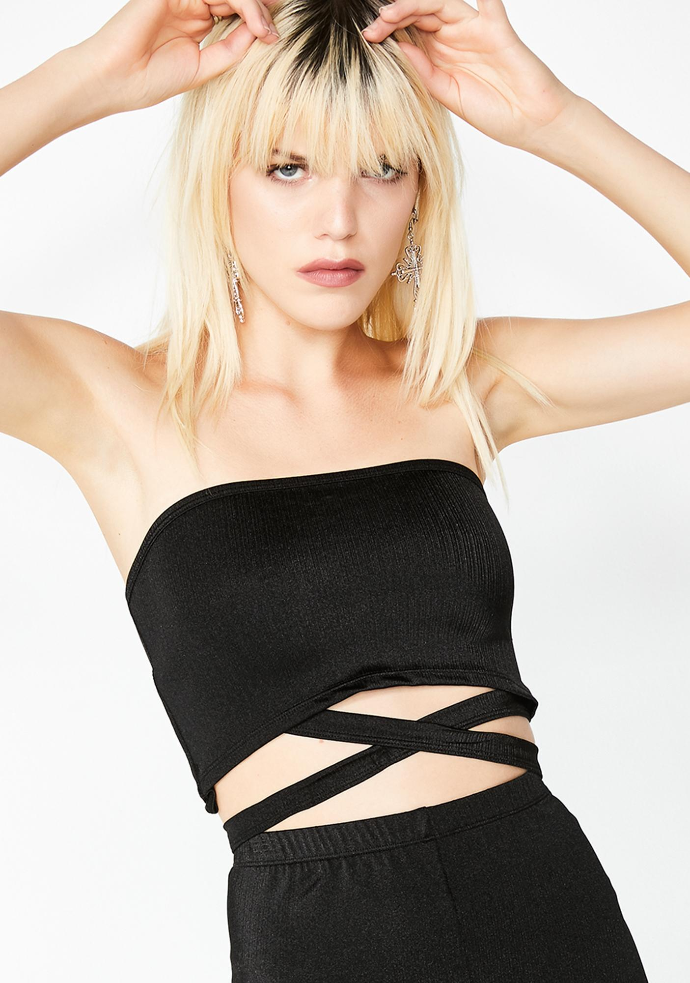 Dorian Tube Top by Motel