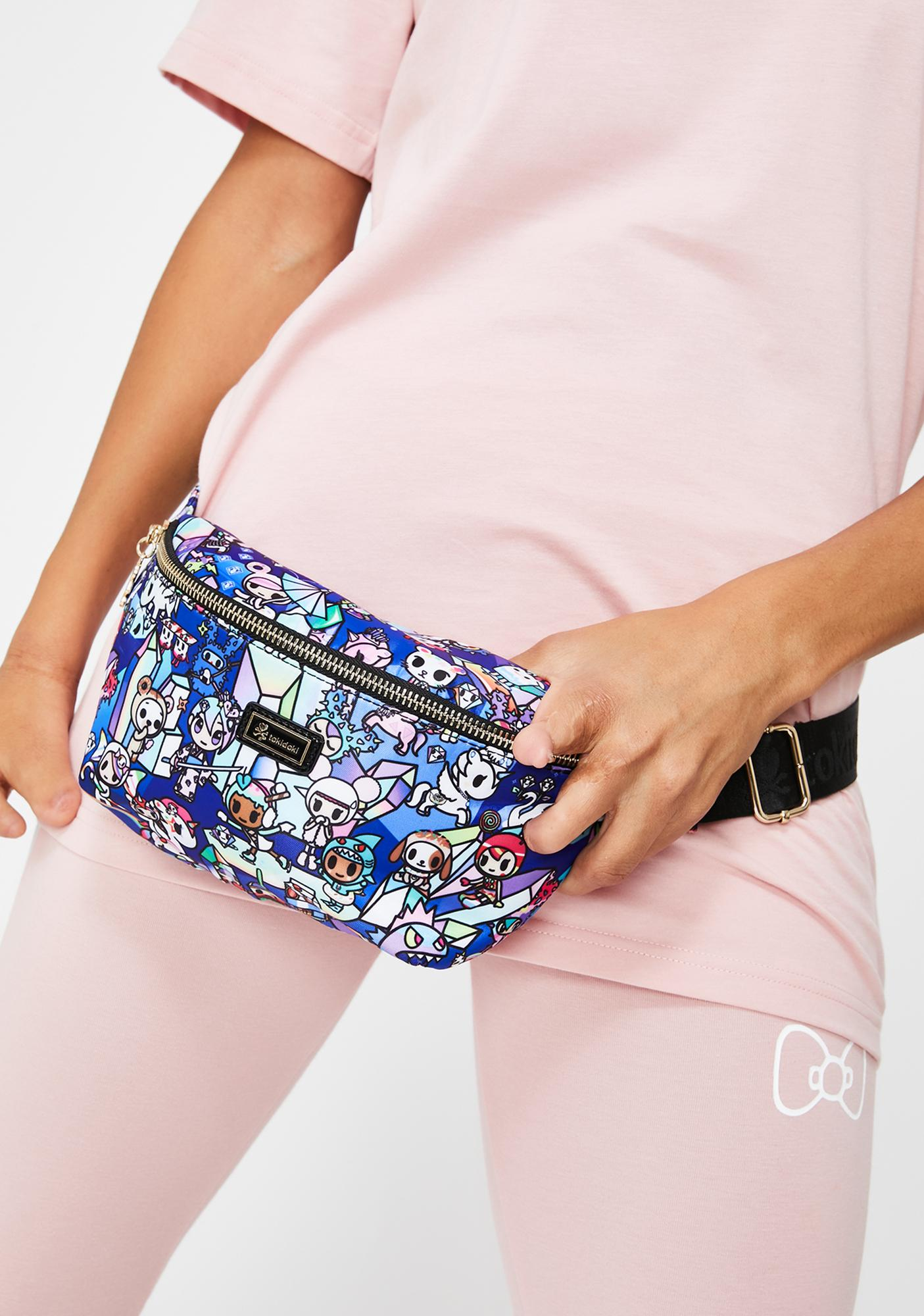 Tokidoki Crystal Kingdom Fanny Pack