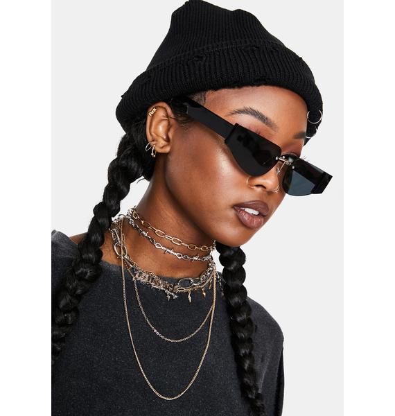 Nox Take It Or Leave It Sunglasses