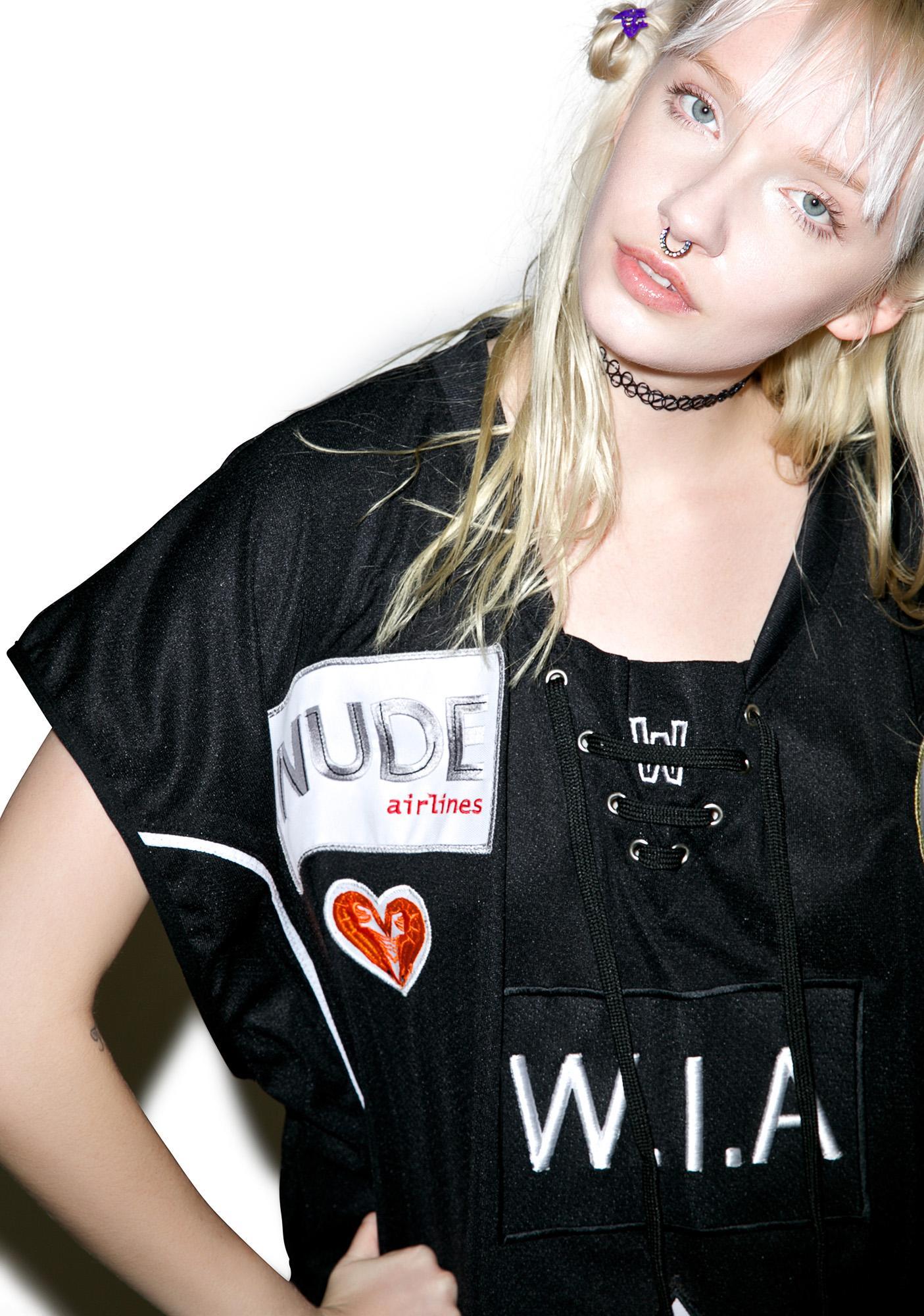 W.I.A Big Patch Vest