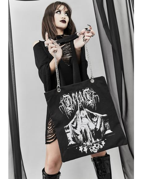 Dark Premonitions Tote Bag