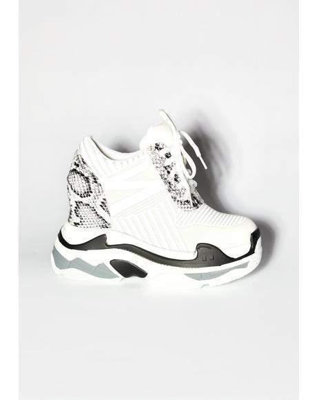 Essential Sidekick Reflective Sneakers