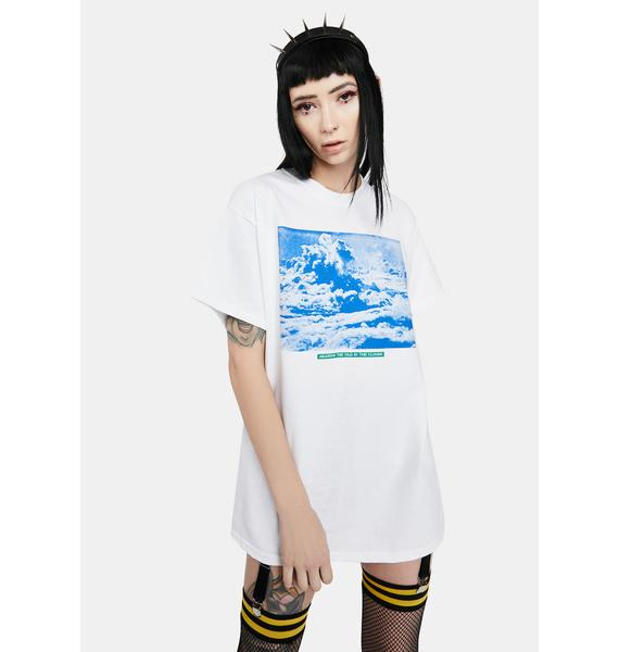 Dreamland Syndicate Clouds Graphic Tee
